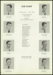Page 6, 1959 Edition, Albany Academy - Cue Yearbook (Albany, NY) online yearbook collection