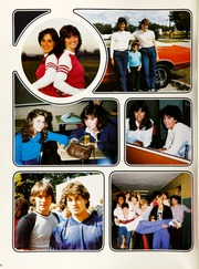 Page 14, 1984 Edition, Berner High School - Wisanda Yearbook (Massapequa, NY) online yearbook collection