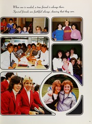 Page 15, 1984 Edition, Berner High School - Wisanda Yearbook (Massapequa, NY) online yearbook collection