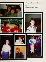 Page 7, 1984 Edition, Berner High School - Wisanda Yearbook (Massapequa, NY) online yearbook collection