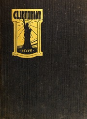 1917 Edition, DeWitt Clinton High School - Clintonian Yearbook (Bronx, NY)