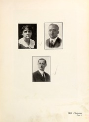 Page 9, 1917 Edition, DeWitt Clinton High School - Clintonian Yearbook (Bronx, NY) online yearbook collection