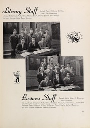 Page 15, 1947 Edition, DeWitt Clinton High School - Clintonian Yearbook (Bronx, NY) online yearbook collection
