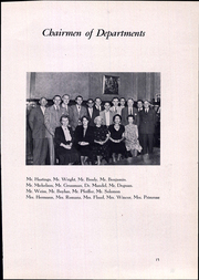 Page 17, 1950 Edition, DeWitt Clinton High School - Clintonian Yearbook (Bronx, NY) online yearbook collection