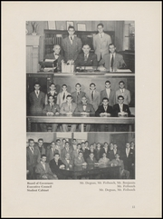Page 15, 1951 Edition, DeWitt Clinton High School - Clintonian Yearbook (Bronx, NY) online yearbook collection