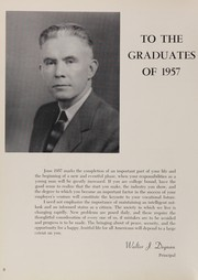 Page 10, 1957 Edition, DeWitt Clinton High School - Clintonian Yearbook (Bronx, NY) online yearbook collection