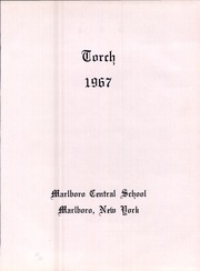Page 5, 1967 Edition, Marlboro High School - Torch Yearbook (Marlboro, NY) online yearbook collection
