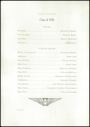 Page 10, 1926 Edition, Lockport High School - Forum Yearbook (Lockport, NY) online yearbook collection