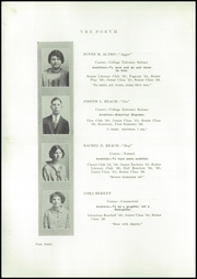 Page 12, 1926 Edition, Lockport High School - Forum Yearbook (Lockport, NY) online yearbook collection