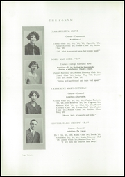 Page 16, 1926 Edition, Lockport High School - Forum Yearbook (Lockport, NY) online yearbook collection