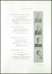 Page 17, 1926 Edition, Lockport High School - Forum Yearbook (Lockport, NY) online yearbook collection
