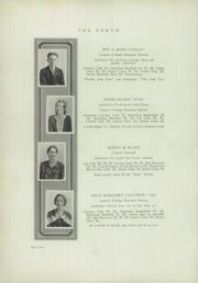 Page 12, 1930 Edition, Lockport High School - Forum Yearbook (Lockport, NY) online yearbook collection