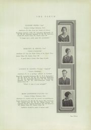 Page 17, 1930 Edition, Lockport High School - Forum Yearbook (Lockport, NY) online yearbook collection