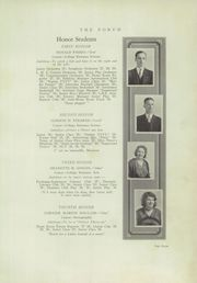 Page 9, 1930 Edition, Lockport High School - Forum Yearbook (Lockport, NY) online yearbook collection