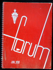1938 Edition, Lockport High School - Forum Yearbook (Lockport, NY)