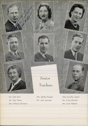 Page 12, 1941 Edition, Lafayette High School - Legend Yearbook (Brooklyn, NY) online yearbook collection
