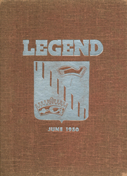 Lafayette High School - Legend Yearbook (Brooklyn, NY) online yearbook collection, 1950 Edition, Page 1