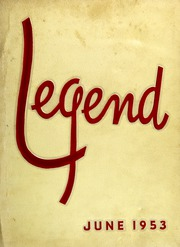 Lafayette High School - Legend Yearbook (Brooklyn, NY) online yearbook collection, 1953 Edition, Page 1