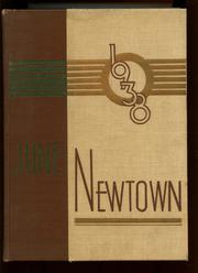 Page 1, 1938 Edition, Newtown High School - Newtowner Yearbook (Elmhurst, NY) online yearbook collection