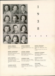 Page 15, 1938 Edition, Newtown High School - Newtowner Yearbook (Elmhurst, NY) online yearbook collection