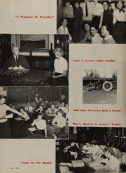 Page 12, 1954 Edition, Newtown High School - Newtowner Yearbook (Elmhurst, NY) online yearbook collection