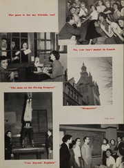 Page 15, 1954 Edition, Newtown High School - Newtowner Yearbook (Elmhurst, NY) online yearbook collection