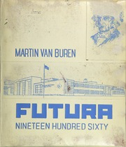 1960 Edition, Martin Van Buren High School - Futura Yearbook (Queens Village, NY)