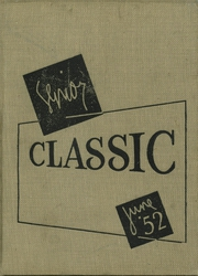 Page 1, 1952 Edition, Tilden High School - Classic Yearbook (Brooklyn, NY) online yearbook collection