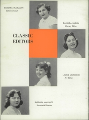 Page 12, 1952 Edition, Tilden High School - Classic Yearbook (Brooklyn, NY) online yearbook collection