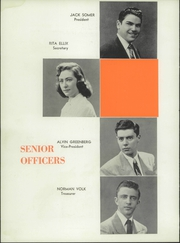 Page 14, 1952 Edition, Tilden High School - Classic Yearbook (Brooklyn, NY) online yearbook collection
