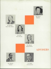 Page 15, 1952 Edition, Tilden High School - Classic Yearbook (Brooklyn, NY) online yearbook collection