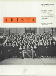 Page 17, 1952 Edition, Tilden High School - Classic Yearbook (Brooklyn, NY) online yearbook collection