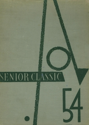 Page 1, 1954 Edition, Tilden High School - Classic Yearbook (Brooklyn, NY) online yearbook collection