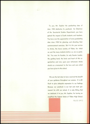 Page 13, 1954 Edition, Tilden High School - Classic Yearbook (Brooklyn, NY) online yearbook collection