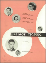 Page 14, 1954 Edition, Tilden High School - Classic Yearbook (Brooklyn, NY) online yearbook collection