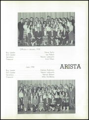 Page 15, 1958 Edition, Tilden High School - Classic Yearbook (Brooklyn, NY) online yearbook collection