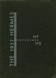 1937 Edition, Hudson Falls High School - Hermes Yearbook (Hudson Falls, NY)