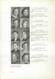 Page 10, 1937 Edition, Hudson Falls High School - Hermes Yearbook (Hudson Falls, NY) online yearbook collection