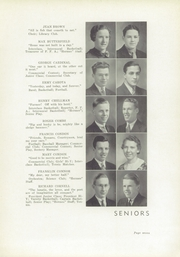 Page 11, 1937 Edition, Hudson Falls High School - Hermes Yearbook (Hudson Falls, NY) online yearbook collection