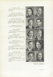 Page 13, 1937 Edition, Hudson Falls High School - Hermes Yearbook (Hudson Falls, NY) online yearbook collection