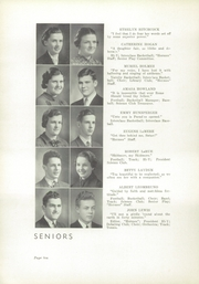 Page 14, 1937 Edition, Hudson Falls High School - Hermes Yearbook (Hudson Falls, NY) online yearbook collection