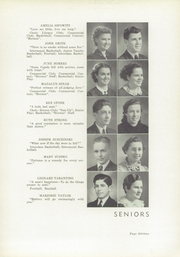 Page 17, 1937 Edition, Hudson Falls High School - Hermes Yearbook (Hudson Falls, NY) online yearbook collection