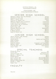 Page 8, 1937 Edition, Hudson Falls High School - Hermes Yearbook (Hudson Falls, NY) online yearbook collection