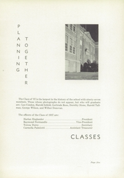 Page 9, 1937 Edition, Hudson Falls High School - Hermes Yearbook (Hudson Falls, NY) online yearbook collection