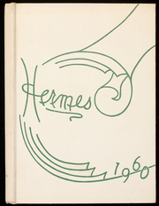 1960 Edition, Hudson Falls High School - Hermes Yearbook (Hudson Falls, NY)