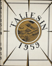 1959 Edition, North Shore High School - Taliesin Yearbook (Glen Head, NY)
