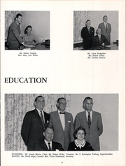 Page 13, 1959 Edition, North Shore High School - Taliesin Yearbook (Glen Head, NY) online yearbook collection