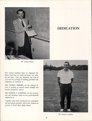 Page 6, 1959 Edition, North Shore High School - Taliesin Yearbook (Glen Head, NY) online yearbook collection