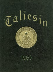 1965 Edition, North Shore High School - Taliesin Yearbook (Glen Head, NY)