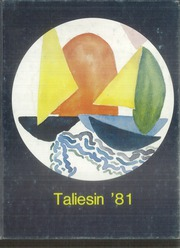 1981 Edition, North Shore High School - Taliesin Yearbook (Glen Head, NY)